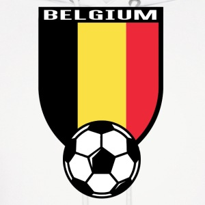 European Football Championship 2016 Belgium Hoodies - Men's Hoodie
