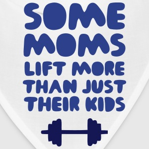 MOM'S THAT LIFT! Caps - Bandana
