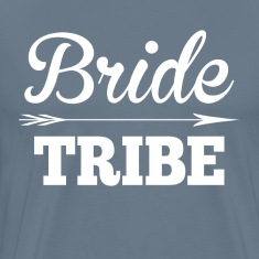 Bride Tribe BridesMaid Groom Wedding T-Shirts