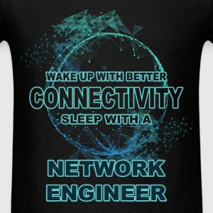 Network Engineer - Wake up - Men's T-Shirt