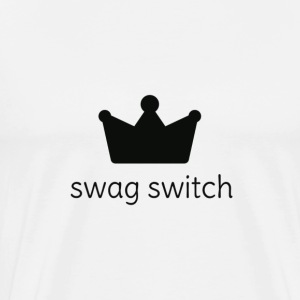 swag switch - Men's Premium T-Shirt