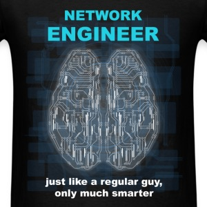Network Engineer - Smart - Men's T-Shirt