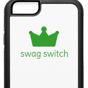 swag switch - iPhone 6/6s Rubber Case