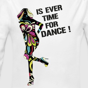 Is Ever time for Dance Baby Long Sleeve On - Long Sleeve Baby Bodysuit