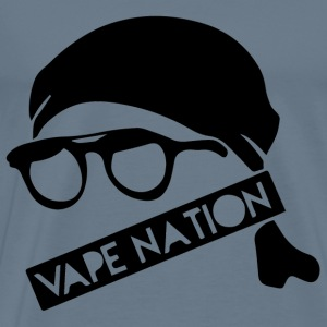 h3h3productions vapenation T-Shirts - Men's Premium T-Shirt
