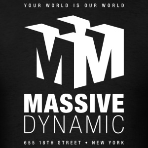 Massive Dynamic v2 - Men's T-Shirt