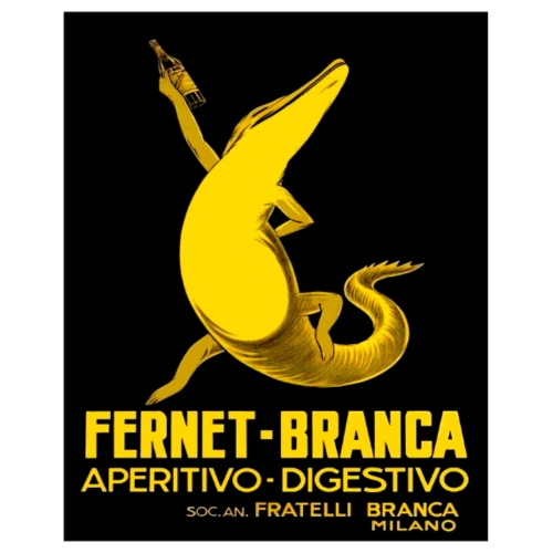 Fernet Branca Aperitif