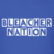 Design ~ Bleacher Nation Outfield Signs