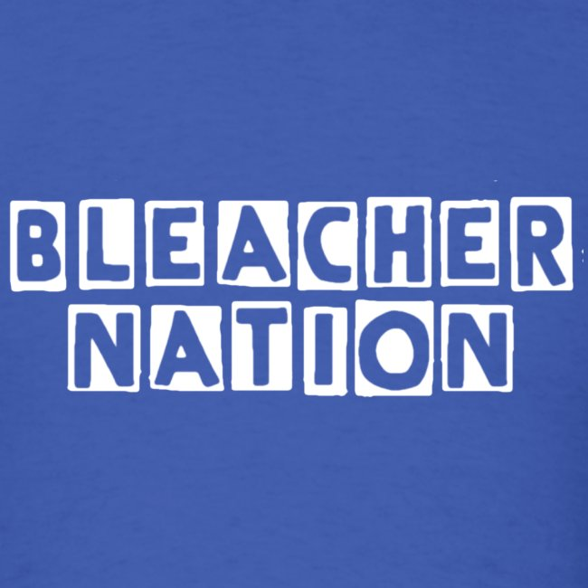 Bleacher Nation Outfield Signs