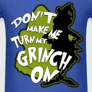 Chirstmas - Grinch - Men's T-Shirt