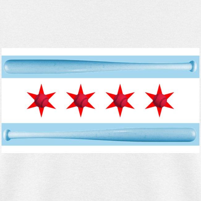 Chicago Baseball Flag