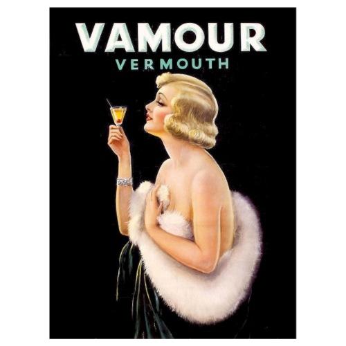 Vamour Vermouth Print