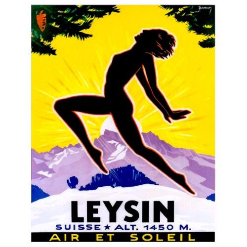 Leysin Swiss Tourism