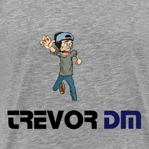 Trevor dM - Men's Premium T-Shirt