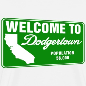 Welcome to Dodgertown - Men's Premium T-Shirt