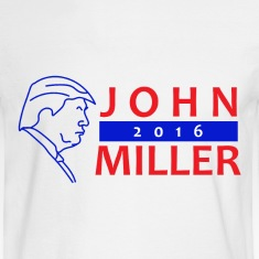Trump John Miller 2016 Long Sleeve Shirts