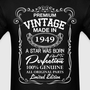 vintage made in 1949 T-Shirts - Men's T-Shirt