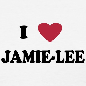 I heart Jamie-Lee Women's T-Shirts - Women's T-Shirt