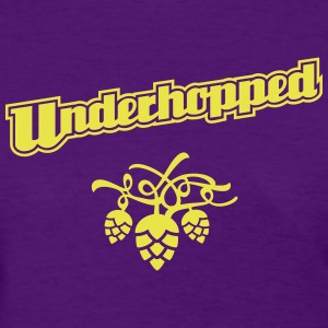 Underhopped - Women's T-Shirt
