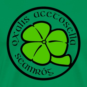 Shamrock Saint Patricks Day T-Shirts - Men's Premium T-Shirt