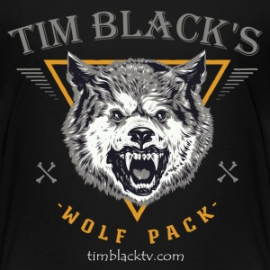 Tim Black's Wolf Pack Kids Tee - Kids' Premium T-Shirt
