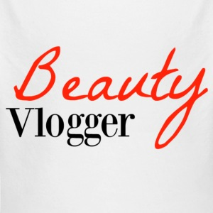 Beauty Vlogger Team - Long Sleeve Baby Bodysuit