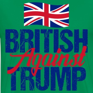 British Against Trump - Men's Premium T-Shirt