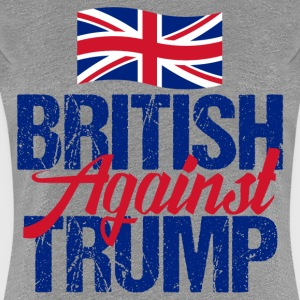 British Against Trump - Women's Premium T-Shirt