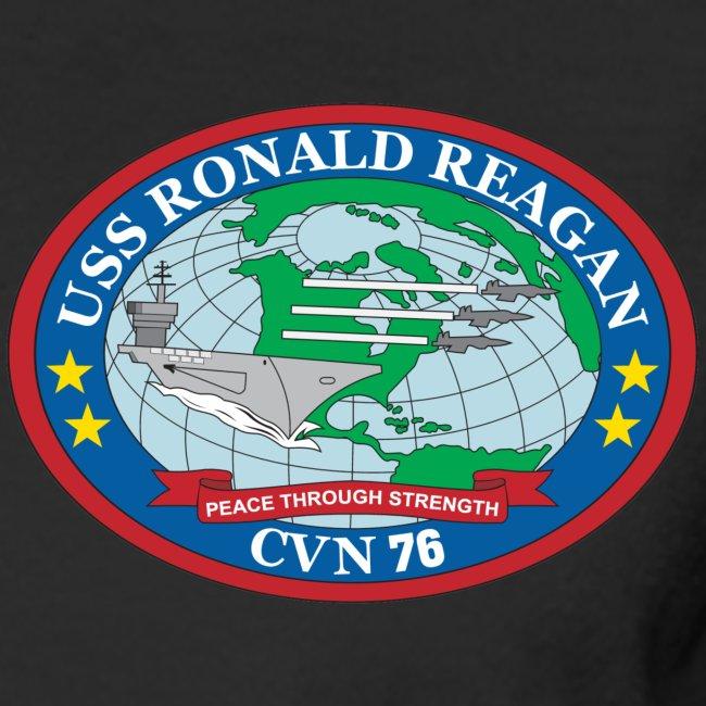 USS RONALD REAGAN 2009 CRUISE SHIRT - LONG SLEEVE