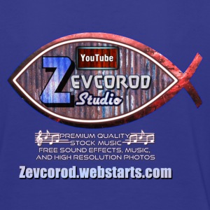 Kid's size Rustic Logo for YouTuber: Zevcorod Stud - Kids' Premium T-Shirt