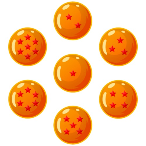 (DB) Dragonballs - All