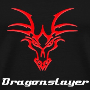 Dragonslayer gaming tee - Men's Premium T-Shirt