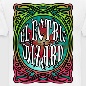 PSYCHEDELIC ELECTRIC - Men's Premium T-Shirt