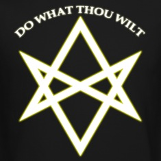 Unicursal Hexagram Long Sleeve Shirts