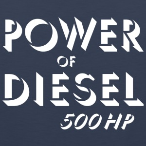 Power of diesel Sportswear - Men's Premium Tank