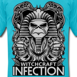 WITCHCRAFT INFECTION MONOCOLOR - Men's T-Shirt by American Apparel