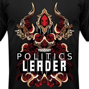 POLITICAL LEADER - Men's T-Shirt by American Apparel