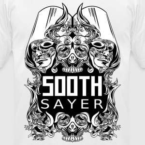 SOOTHSAYER MONOCOLOR - Men's T-Shirt by American Apparel
