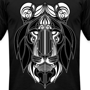 LION MAYA - Men's T-Shirt by American Apparel
