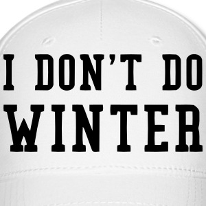 Winter Sportswear - Baseball Cap
