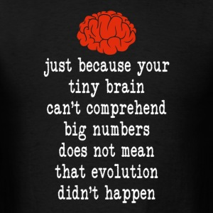 Evolution / Tiny Brain