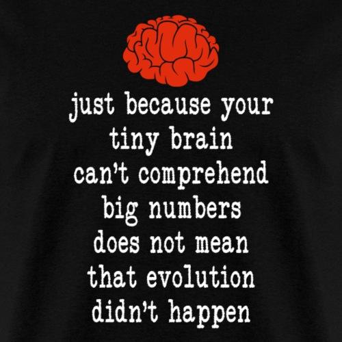 Evolution / Tiny Brain
