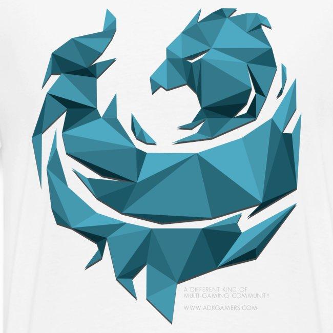 Blue Poly Phoenix