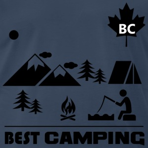 BC Best Camping - Men - Men's Premium T-Shirt