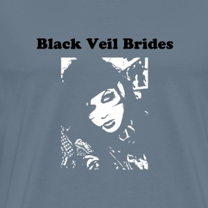 Black Veil Brides, Shirt ,Hard rock group, Andy  - Men's Premium T-Shirt