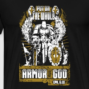 Armor Of God Shirt - Men's Premium T-Shirt