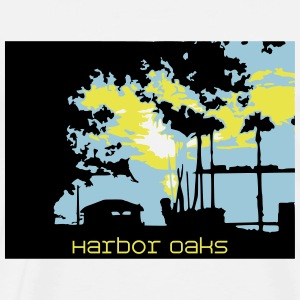Harbor Oaks - Men's Premium T-Shirt