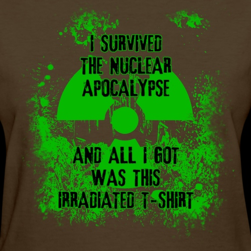 I survived the Nuclear Apocalypse