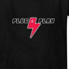 plug and play Kids' Shirts