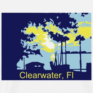 Clearwater Harbor - Men's Premium T-Shirt